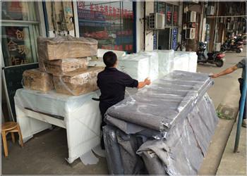 展柜包装搬运运输 找博远可靠优惠