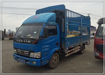博远物流 提送货4.2米高栏小型货车